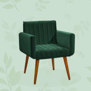 Poltrona c/ Textura Decorativa